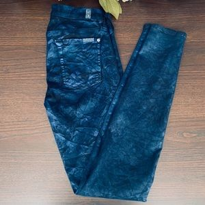 Vintage 7 For All Mankind Skinny Jeans